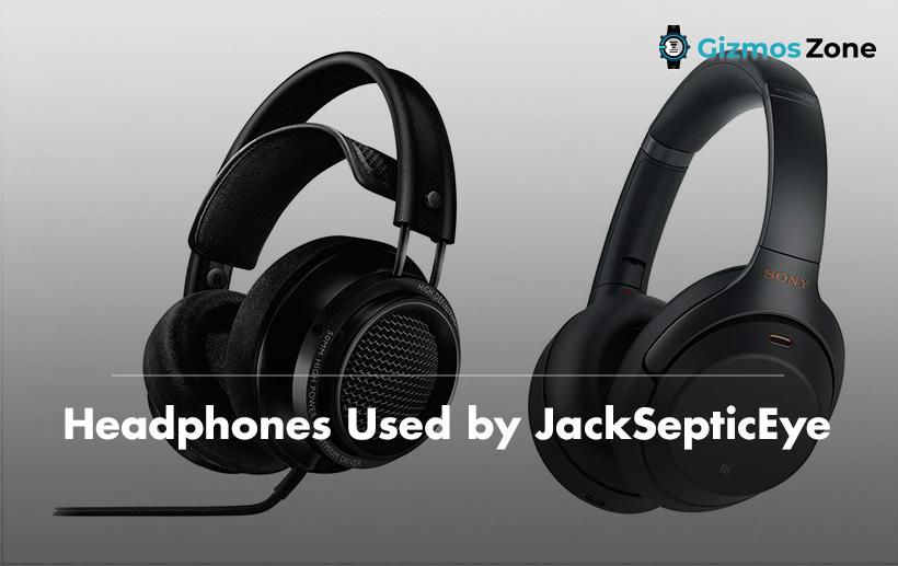Headphones Used by JackSepticEye
