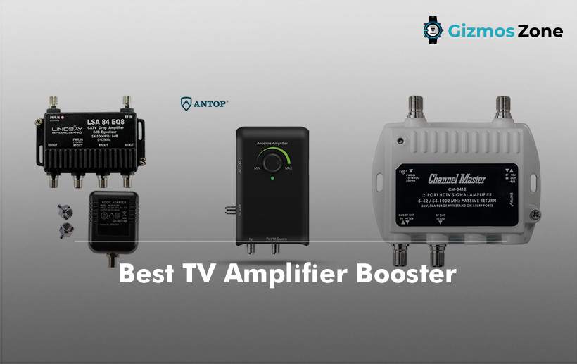 Best TV Amplifier Booster