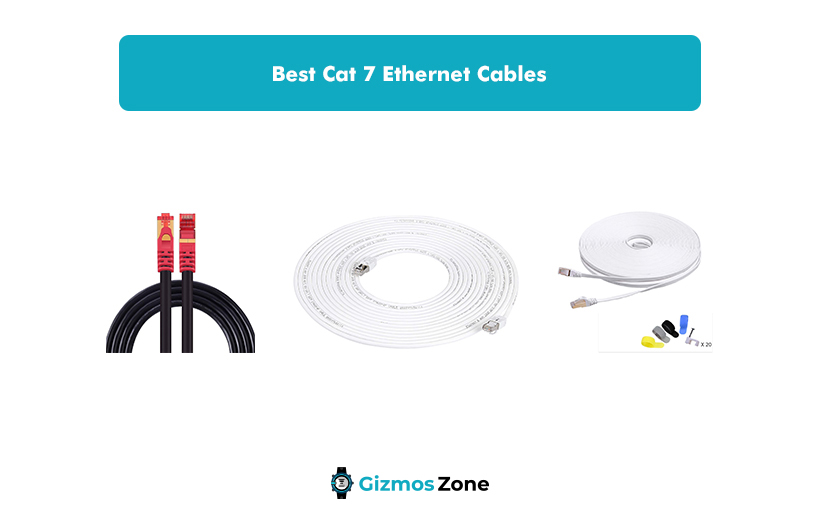 Best Cat 7 Ethernet Cables