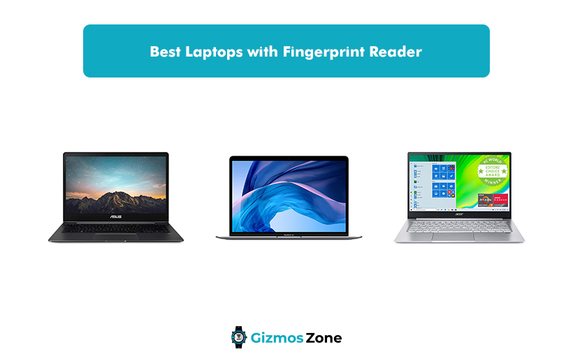 Top 10+ Best Laptops with Fingerprint Reader in 2020