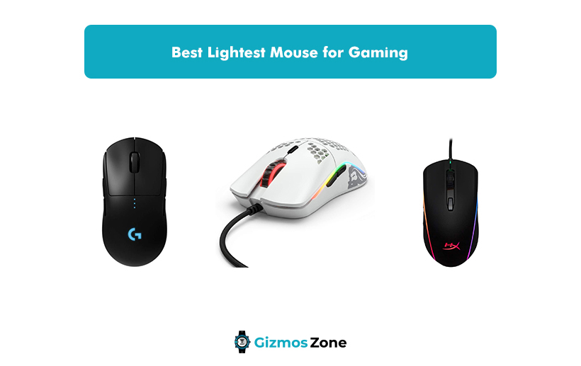 Best Lightest Mouse for Gaming