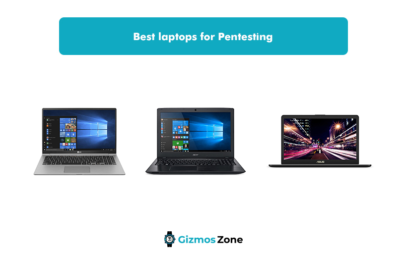Best laptops for Pentesting