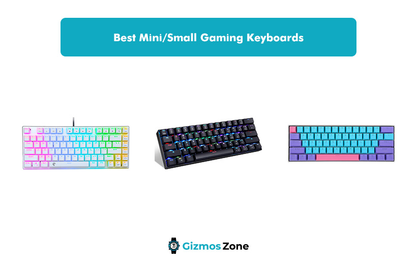 Best Mini Small Gaming Keyboards