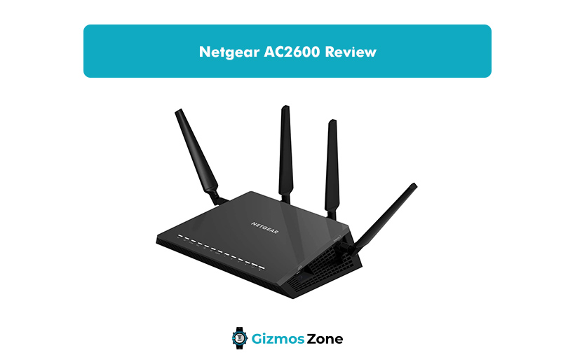 Netgear AC2600 Review
