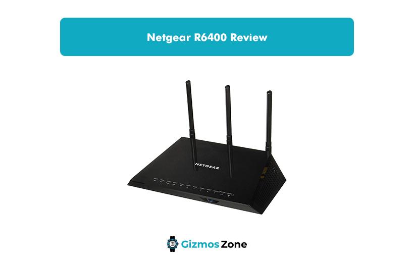 Netgear R6400 Review