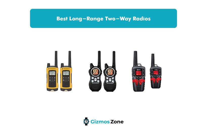 Best Long-Range Two-Way Radios