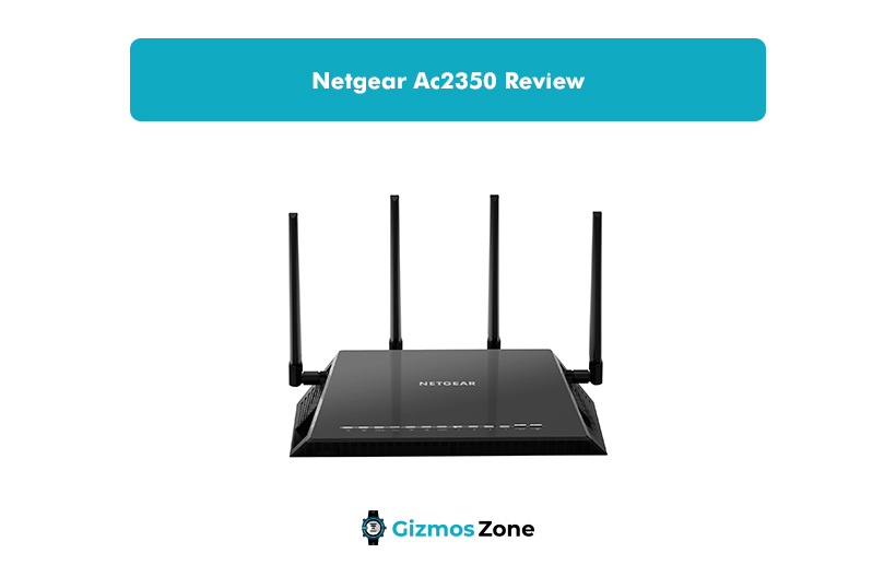 Netgear Ac2350 Review