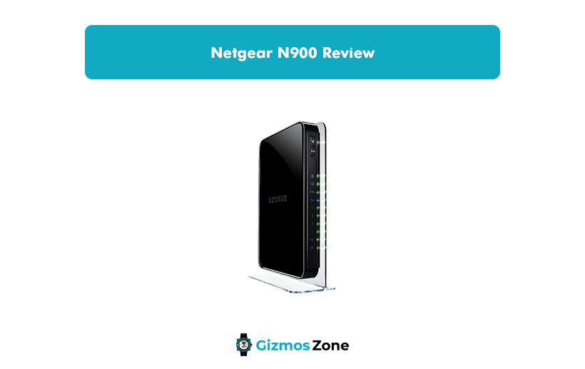 Netgear N900 Review