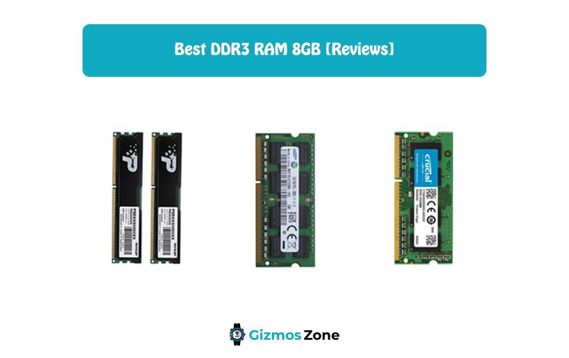 Best DDR3 RAM 8GB