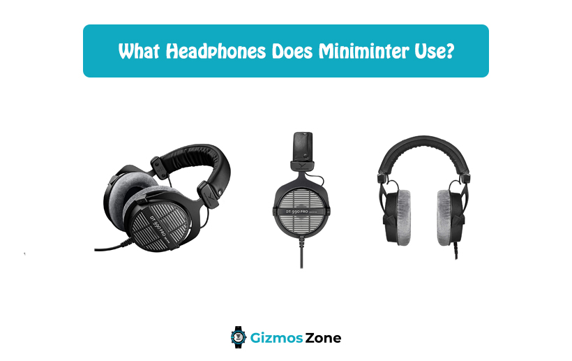 What Headphones Does Miniminter Use