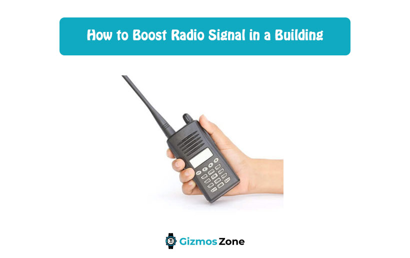 Boost Radio Signal