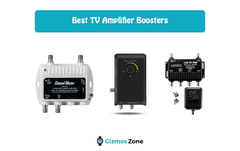 Best TV Amplifier Boosters
