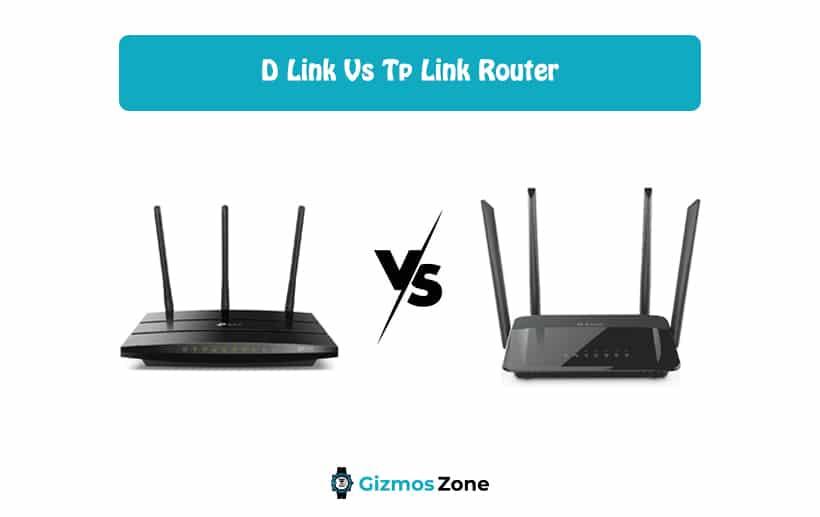 D Link Vs Tp Link Router