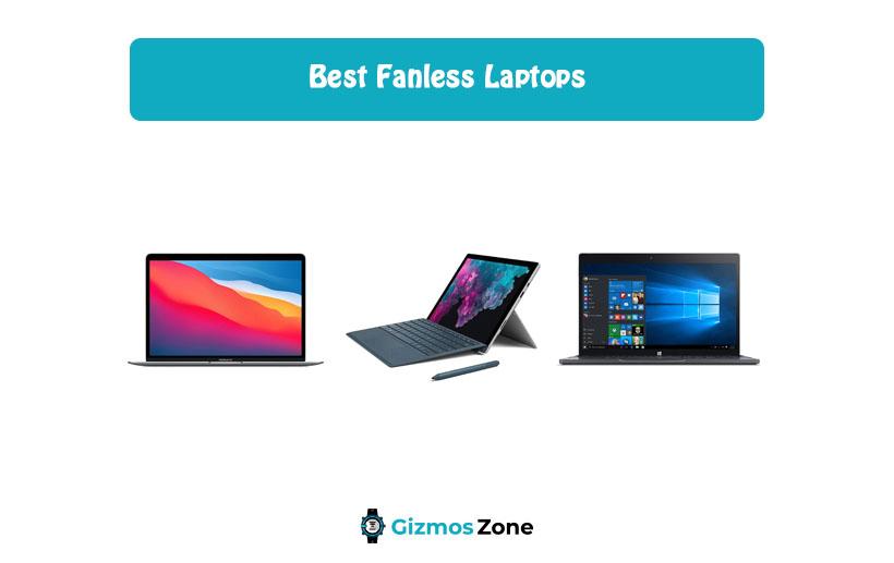 Best Fanless Laptops