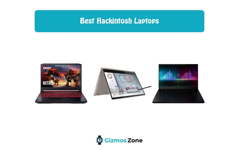 Best Hackintosh Laptops
