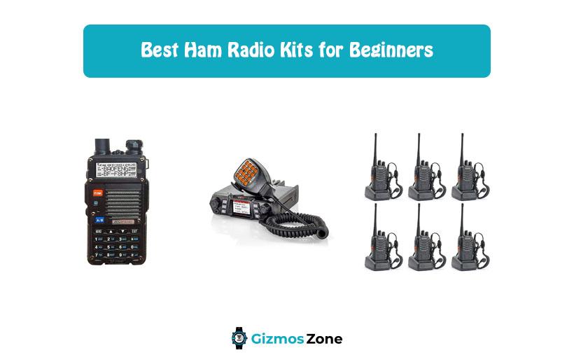 Best Ham Radio Kits for Beginners
