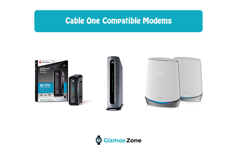 Cable One Compatible Modems