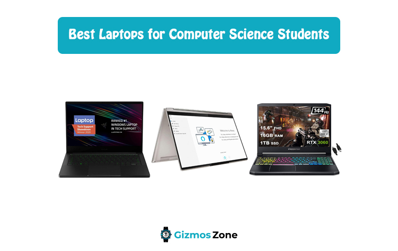 Best Laptops for Computer Science Students